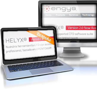 Hi-Tech Engineering Website for Engys