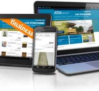 Timber Merchants Starter E-Commerce Website